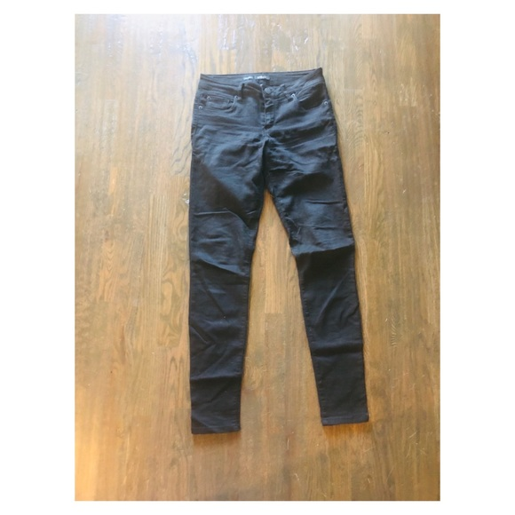 STS Blue Denim - STS Blue Jeans - Black